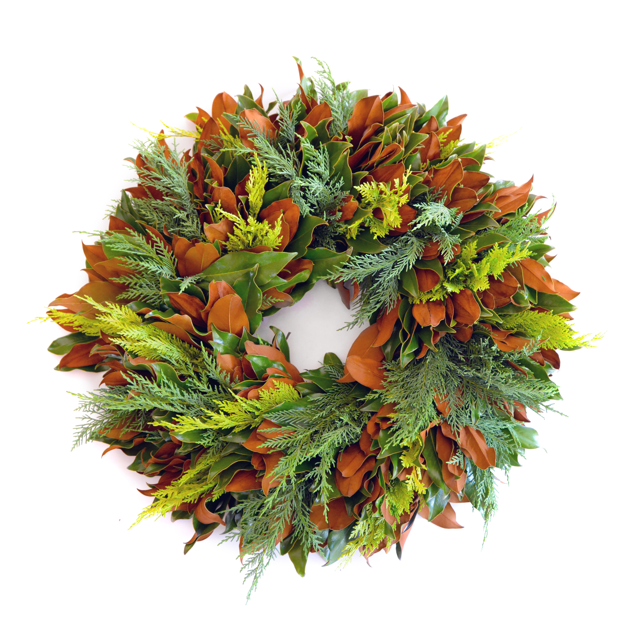 "High Point Tapestry 28"" Wreath"